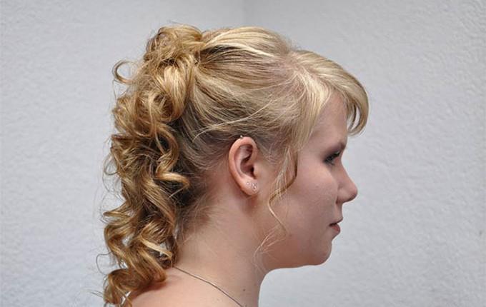 Haar3 Coiffeur Baden Hochsteck Frisur 1