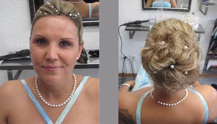 Haar3 Coiffeur Baden Hochsteck Frisur 3