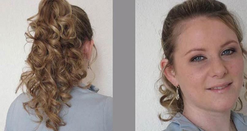Haar3 Coiffeur Baden Hochsteck Frisur 4